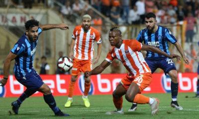 Adanaspor: 22 – Adana Demirspor 16
