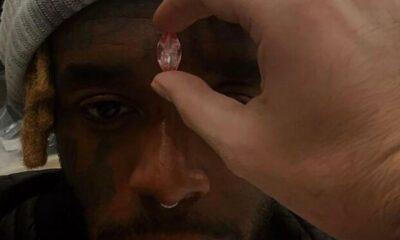 Alnında servet yatıyor… Ünlü rapçi 170 milyon TL'lik elmas taktırdı