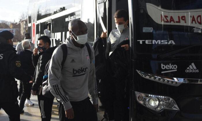 Beşiktaş, Konyaspor maçı için Konya'da