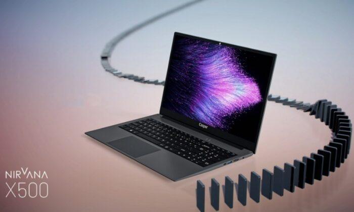 """Casper Nirvana X500 """"Bir iş bilgisayarından fazlası"""""""