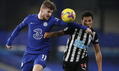 Chelsea, Newcastle'ın işini ilk yarıda bitirdi