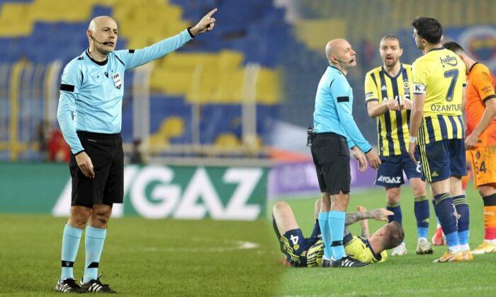 Cüneyt Çakır'a tepkisi TV'den duyuldu!