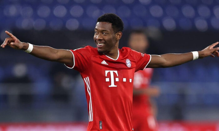 David Alaba 22 milyon euro maaş talep etti!