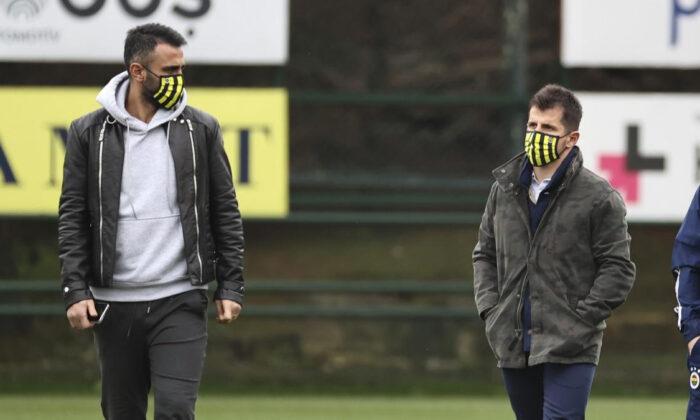 Fenerbahçe'de Selçuk Şahin'e ceza