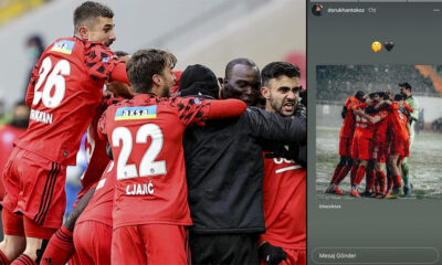 Galatasaray iddiası sonrası Dorukhan Toköz'den ilginç paylaşım
