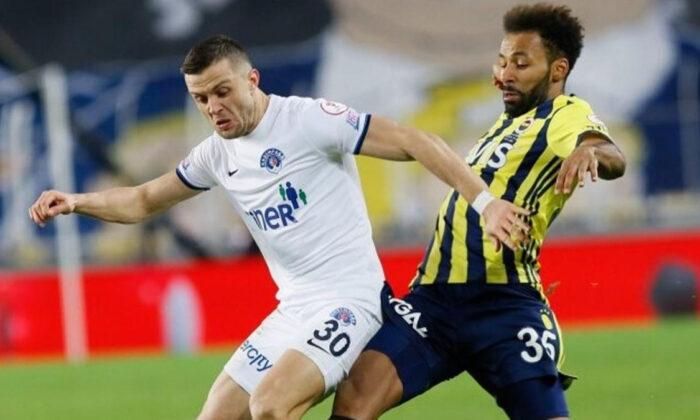 Kasımpaşa'da Armin Hodzic: Çok gol kaçırdık