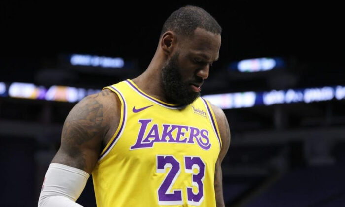 LeBron James NBA'de '35 bin kulübü'ne girdi