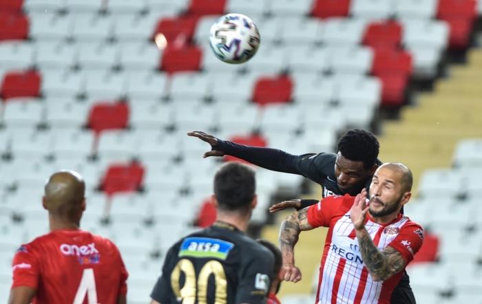 Maç sonucu: Antalyaspor 1-1 Malatyaspor