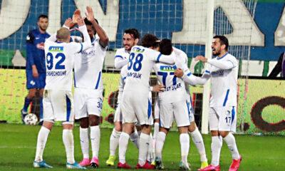 Maç sonucu: Çaykur Rizespor 0-2 Erzurumspor