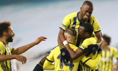 Maç sonucu: Fenerbahçe 3-1 Ankaragücü