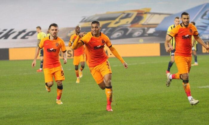 Mustafa Muhammed Fenerbahçe-Galatasaray derbisindeki golüyle tarihe geçti