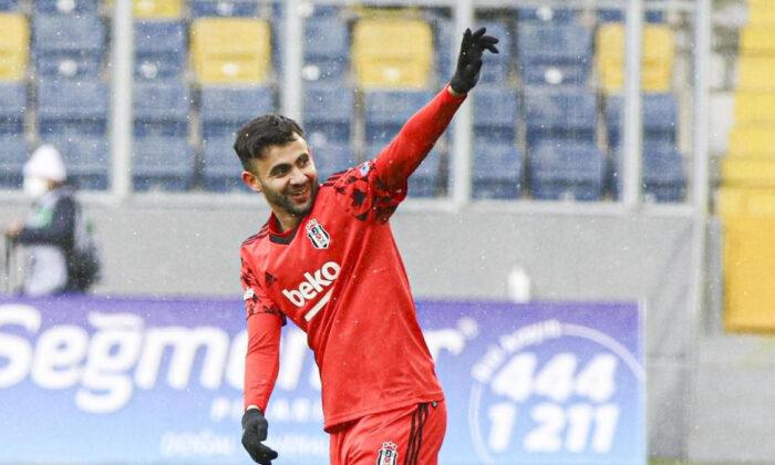 Rachid Ghezzal Beşiktaş'ta yeniden doğdu