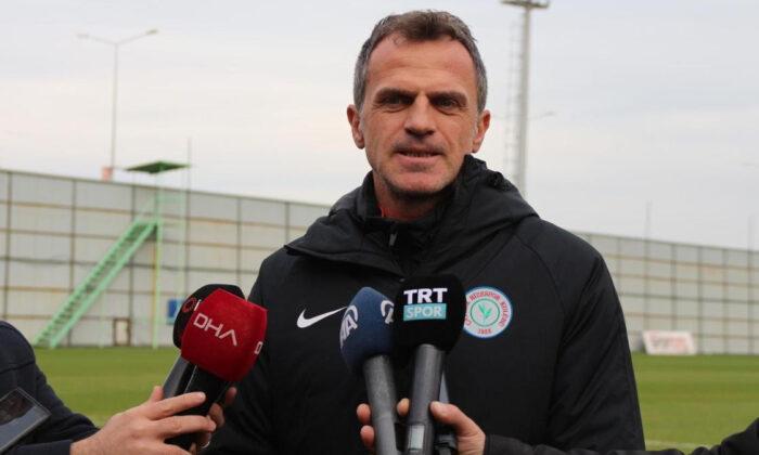 Stjepan Tomas: Büyük takımlar hakeme ve bize baskı uygulamak istiyor