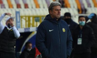 Yeni Malatyaspor'da Hamza Hamzaoğlu dönemi sona erdi