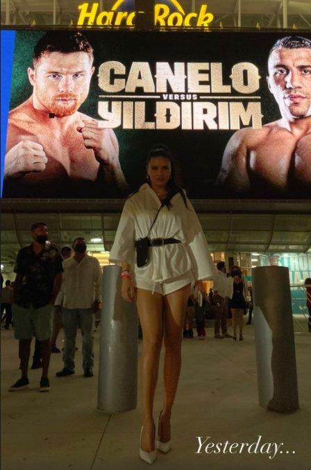 Adriana Lima'nın Nusret paylaşımı olay oldu