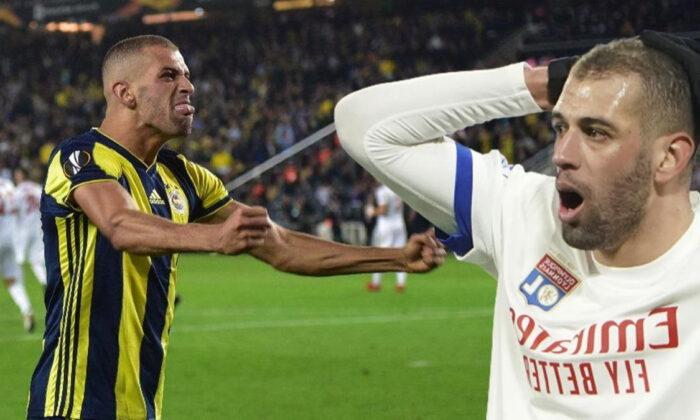 """""""Aklımda sadece intikam…"""" Slimani: Türkiye'ye gitmek hataydı! Fenerbahçe…"""