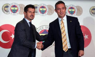 """Ali Koç'tan Emre Belözoğlu'na sürpriz teklif: """"Takımın başına geç"""""""