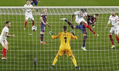 Barcelona, Kral Kupası'nda finale yükseldi