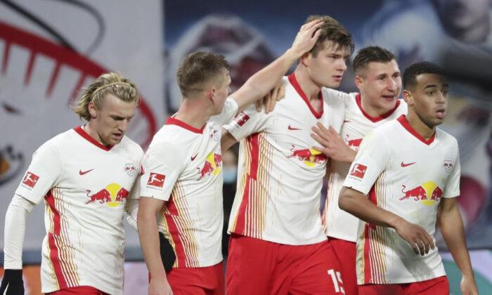 Bundesliga'da Alexander Sörloth Leipzig'i ipten aldı! 90+3…