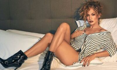 Corona yüzünden düğün ertelenmişti… Jennifer Lopez nişanı attı