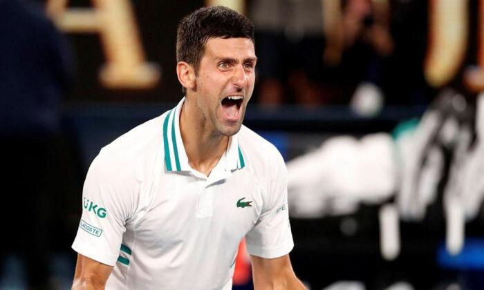 Djokovic, Federer'in rekorunu kırdı