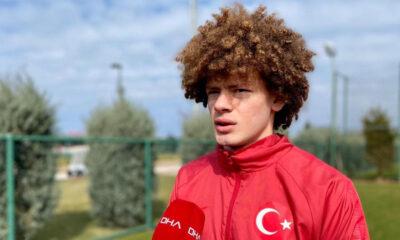 Erencan Yardımcı: Eyüpspor'a transferim hızlı gelişti