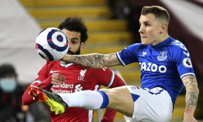 Everton, Lucas Digne ile nikah tazeledi