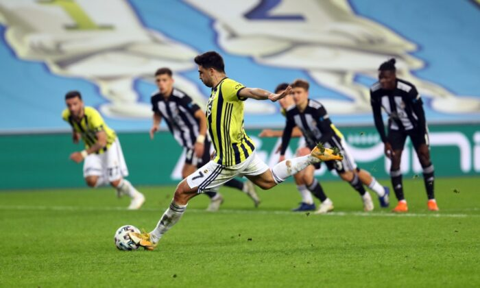 'F.Bahçe Beşiktaş'ı yenerse'