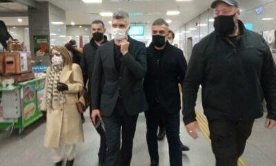 Feyza Aktan ve Özcan Deniz'in velayet davası 3 saat sürdü