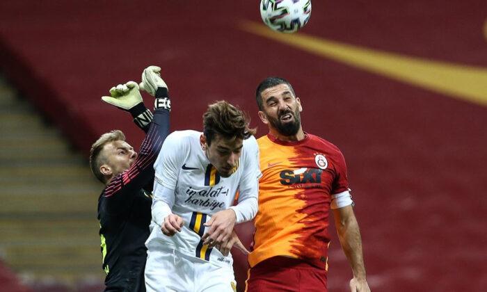 Galatasaray: 62 – Ankaragücü: 18