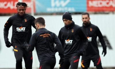 Galatasaray, Ankaragücü maçına iki eksikle çıkacak