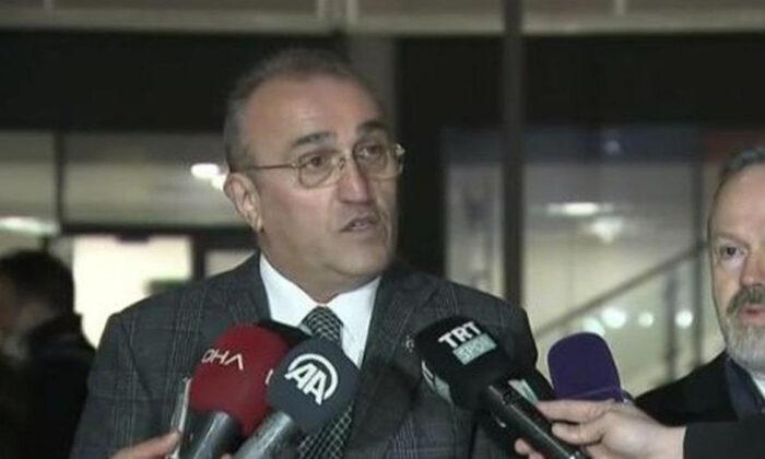 Galatasaray'da Abdurrahim Albayrak canlı yayında isyan etti
