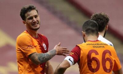 Galatasaray'da Oğulcan Çağlayan'ın cezası 3 maça indi