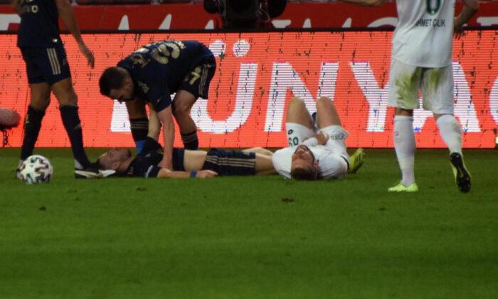 İşte Fenerbahçe'de sakatlanan Pelkas'ın son durumu