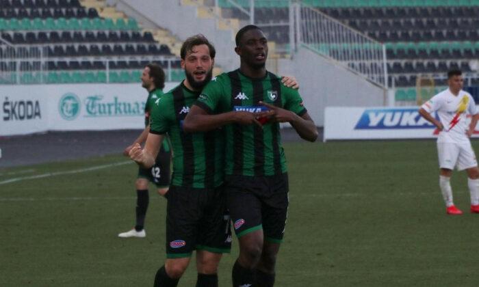 Maç sonucu: Denizlispor 3-2 Yeni Malatyaspor