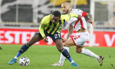 Maç sonucu: Fenerbahçe 1-1 Antalyaspor