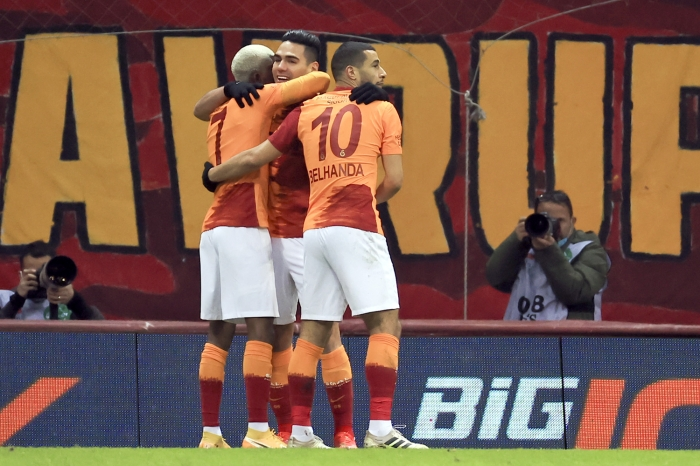Maç sonucu: Galatasaray 2-2 Sivasspor