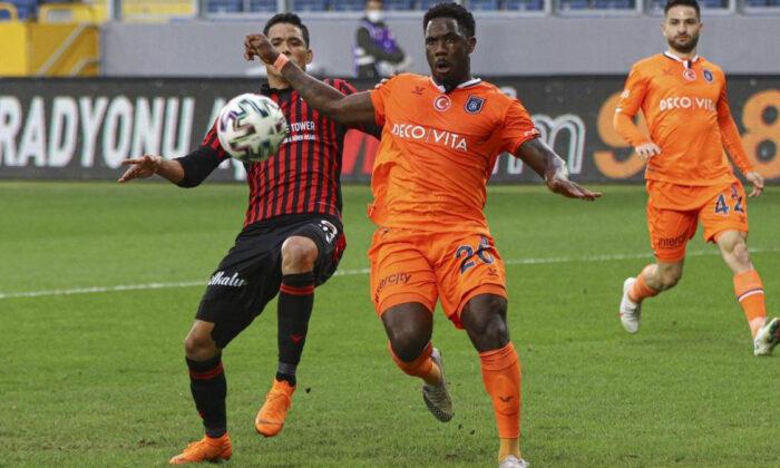 Maç sonucu: Gençlerbirliği 0-1 Başakşehir