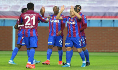 Maç sonucu: Trabzonspor 4-1 Ankaragücü