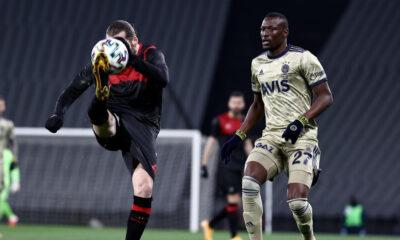 Mame Thiam: Galatasaray maçında oynayamadım, mutlu değildim