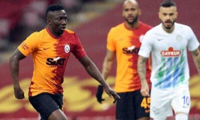 Peter Etebo: Futbolda her şey olabilir, 10-11 maç daha var