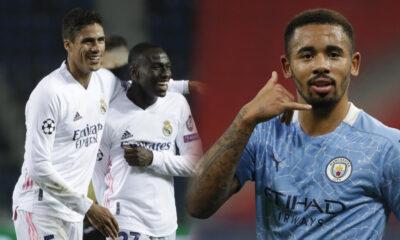 Real Madrid ve Manchester City Şampiyonlar Ligi'nde avantajı kaptı