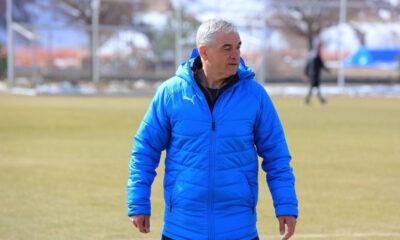 Rıza Çalımbay: Hatayspor maçında risk alacağız