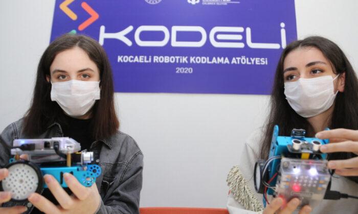Robotik kodlama yeni nesli geleceğe hazırlayacak