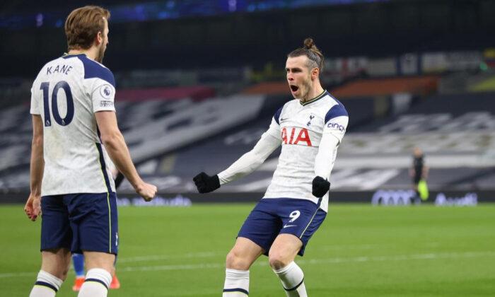 Tottenham, Crystal Palace'a gol oldu yağdı