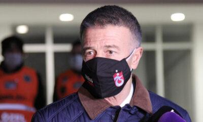 Trabzonspor Başkanı Ahmet Ağaoğlu'dan sert eleştiri: Uzaydan inceleseniz yine de penaltı!