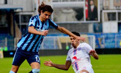 Adana Demirspor'da Mehmet Akyüz ve Lucas Rangel'in sözleşmesi feshedildi