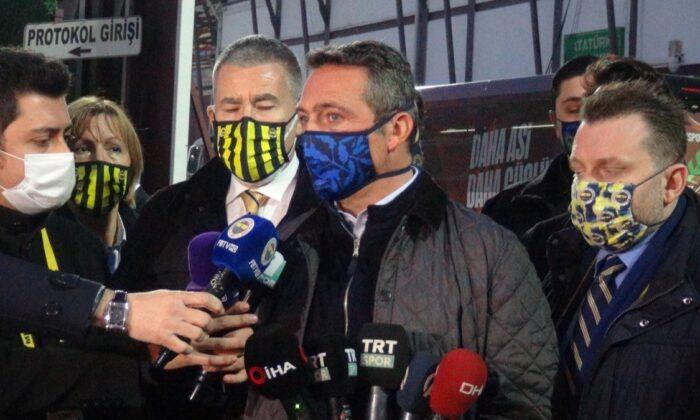 Ali Koç'tan çok sert Cengiz ve Arda sözleri