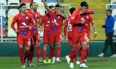 Altınordu Süper Lig iddiasını güçlendirdi