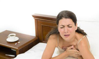 Aniden gelen göğüs ağrısına dikkat! Nedeni aort damarı yırtılması…